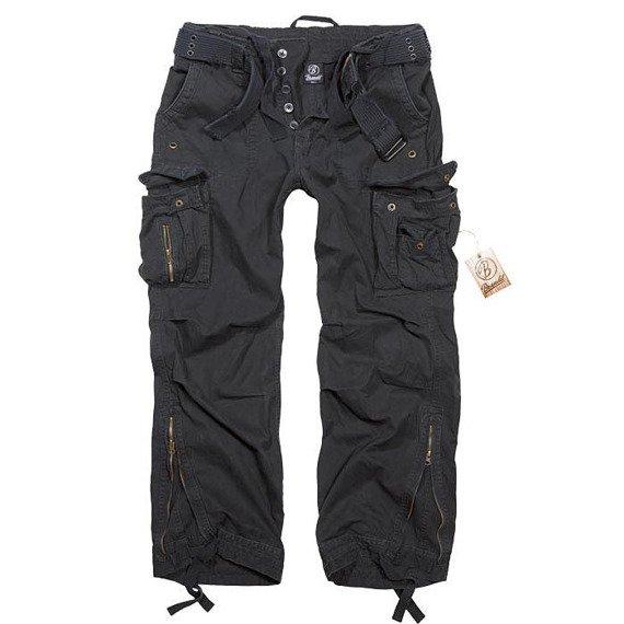spodnie bojówki ROYAL VINTAGE black