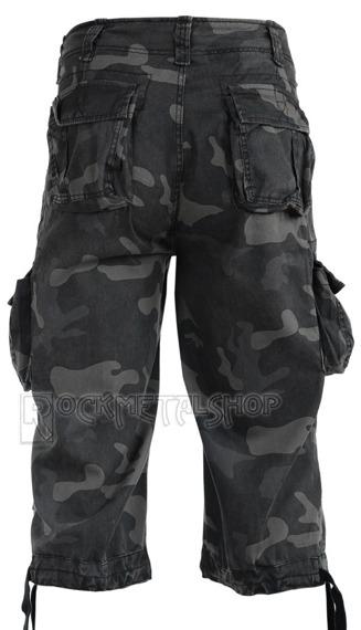 spodnie bojówki URBAN LEGEND 3/4 - DARKCAMO