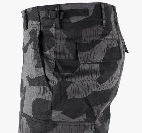 spodnie bojówki US RANGER HOSE TYP BDU SPLINTERNIGHT
