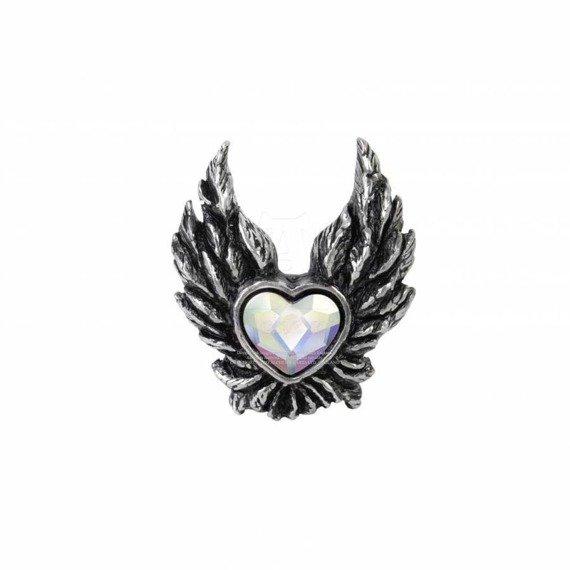 sprężynka do włosów HEART OF AN ANGEL