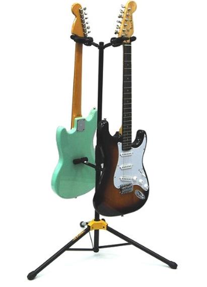 statyw na 2 gitary HERCULES GS422B uniwersalny