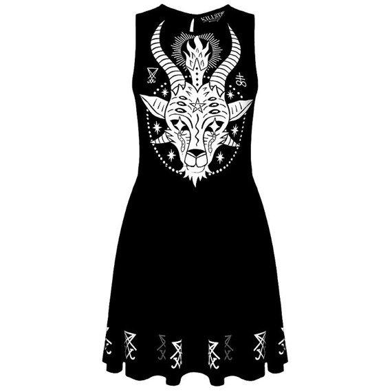 sukienka KILL STAR - HORNY