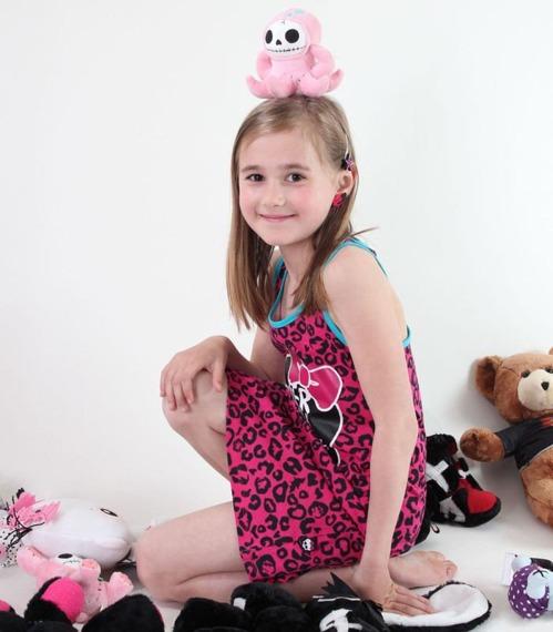 sukienka dziecięca MONSTER HIGH - I AM MONSTER HIGH