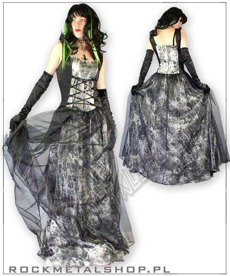 suknia FELICITY [GT341] Laughing Vampire