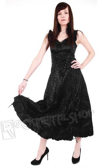 suknia gotycka LIVING DEAD SOULS (BLACK)
