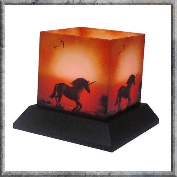 świecznik/kominek MAJESTIC GLASS CANDLE HURRICANE