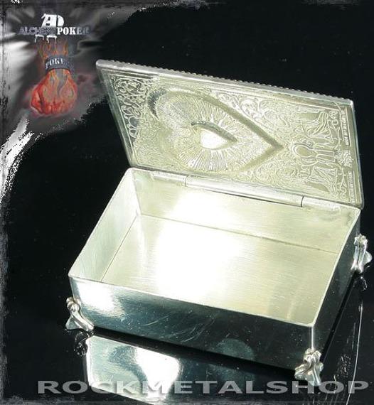 szkatułka BLEEDING HEART DESK CARD CASE