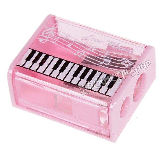 temperówka RAVEN - PIANO różowa