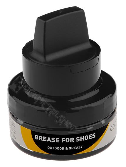tłuszcz do obuwia i skór z zestawem czyszczącym CZARNY - COCCINE