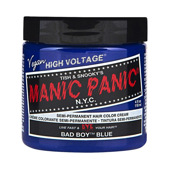 toner do włosów MANIC PANIC - BAD BOY BLUE