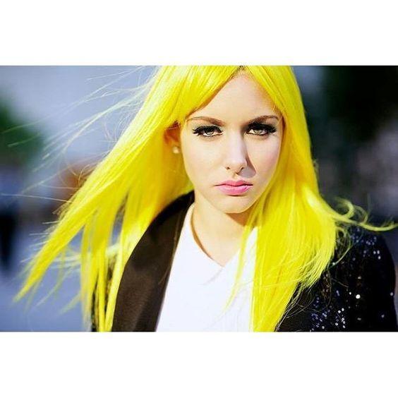 toner do włosów MANIC PANIC - ELECTRIC BANANA