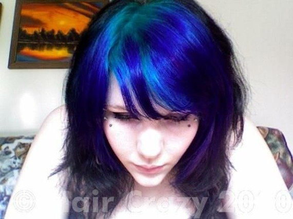 toner do włosów PRAVANA BLUE