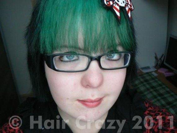 toner do włosów TURKUSOWY UV