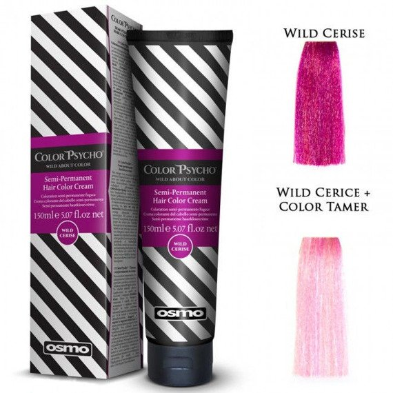 toner/krem do włosów OSMO COLOR PSYCHO - WILD CERISE (03)