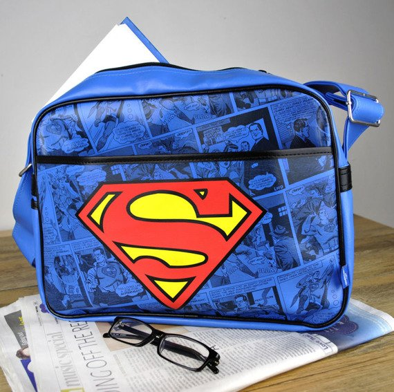 torba SUPERMAN - LOGO