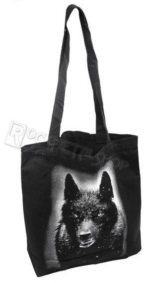 torba na ramię AMENOMEN - BLACK WOLF (OMEN024TO)