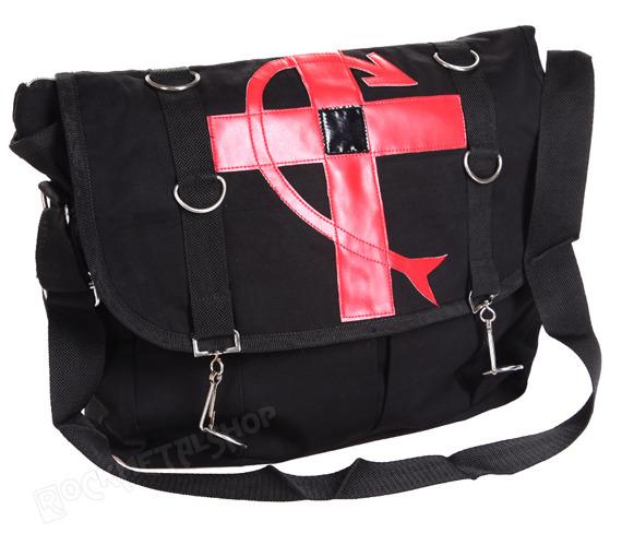torba na ramię BARES BLACK