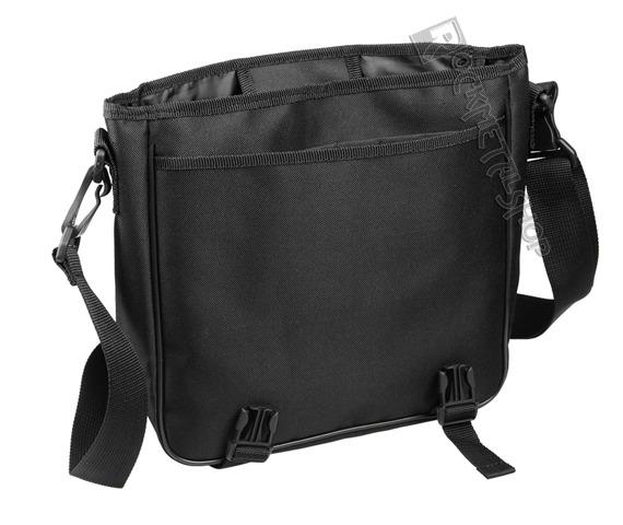 torba na ramię BLACK + skóra ekologiczna