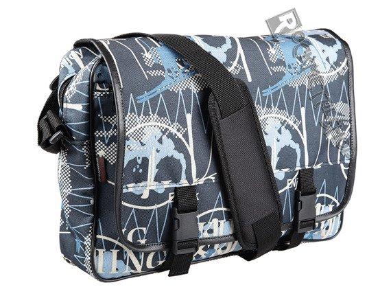 torba na ramię SKILLING, z klapką