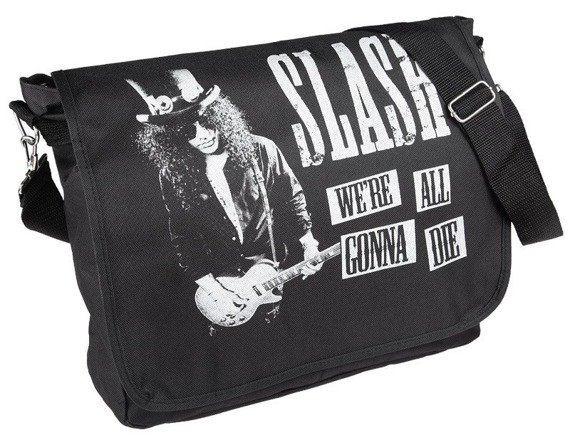 torba na ramię SLASH - WE'RE ALL GONNA DIE