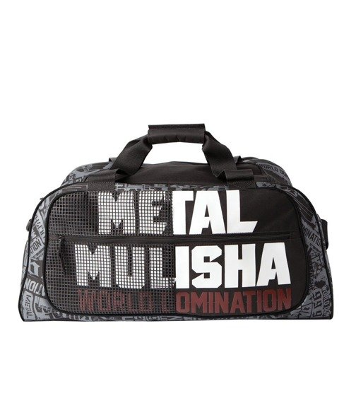 torba sportowa METAL MULISHA - BASE CAMP