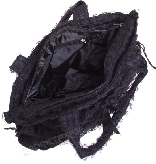 torebka GOTYCKA BLACK