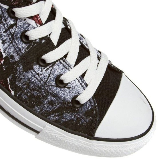 trampki CONVERSE - CHUCK TAYLOR ALL STAR CT HI BLACK CHILI