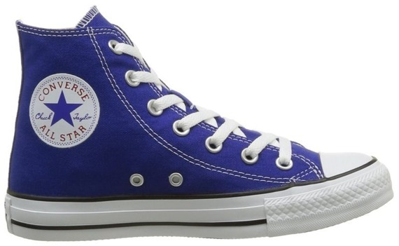 trampki CONVERSE - CHUCK TAYLOR ALL STAR CT HI RADIO BLUE