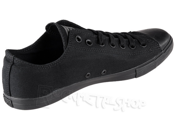 trampki CONVERSE - CHUCK TAYLOR ALL STAR CT LEAN OX BLACK BLACK