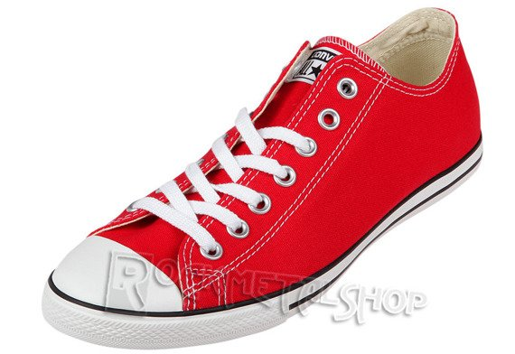 trampki CONVERSE - CHUCK TAYLOR ALL STAR CT LEAN OX RED