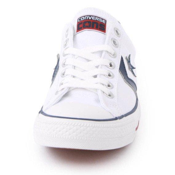 trampki CONVERSE - STAR PLAYER OX WHITE WHITE