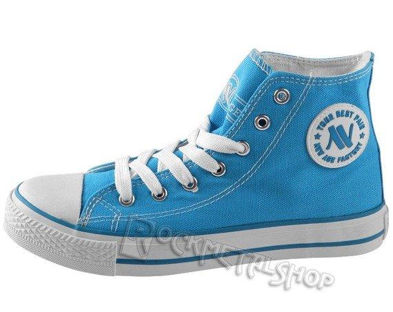 trampki NEW AGE - BABY BLUE (082)