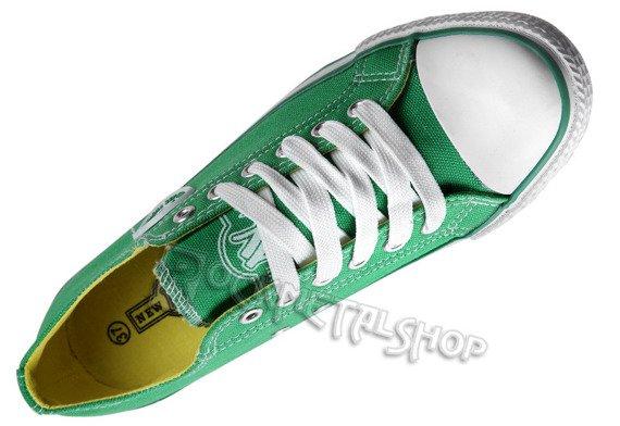 trampki NEW AGE - GREEN (083)