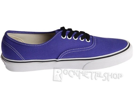trampki VANS - AUTHENTIC SPECTRUM PURPLE TRUE WHITE