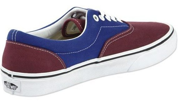 trampki VANS  - ERA  2TONE TAWNY PORT TRUE BLUE