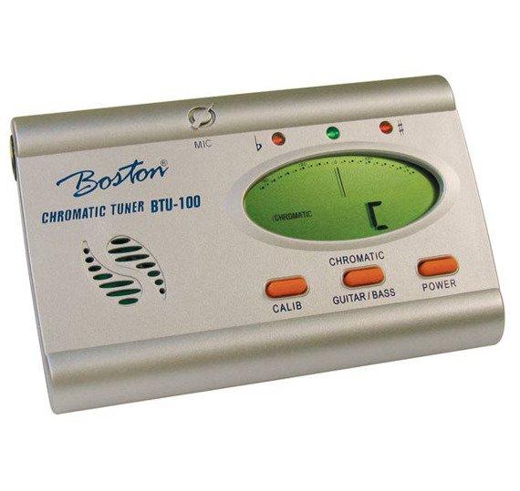 tuner chromatyczny BOSTON BTU-100
