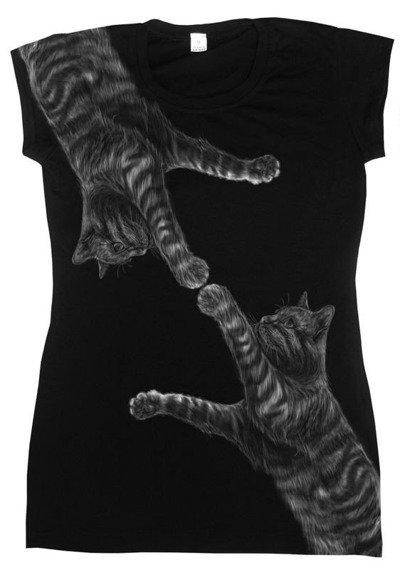 tunika damska CAT FUN