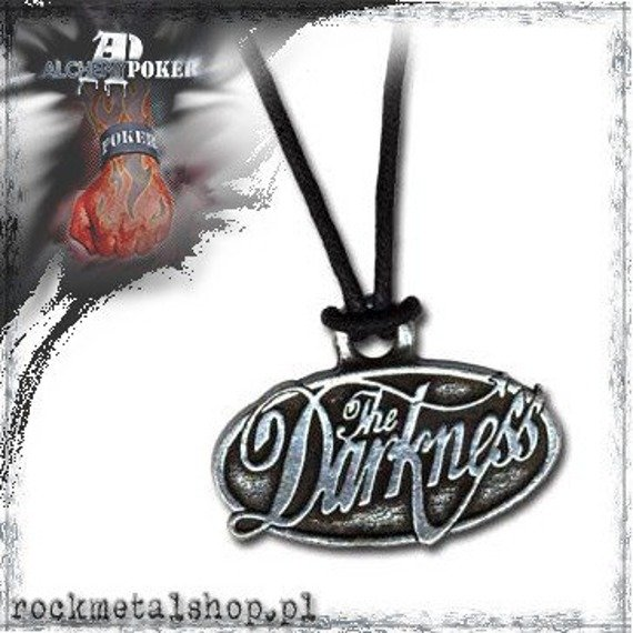 wisior THE DARKNESS - LOGO