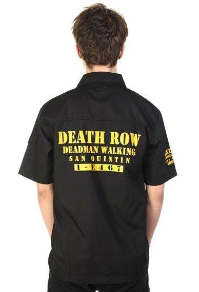 workshirt DEATH ROW black