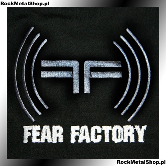 workshirt czarny FEAR FACTORY