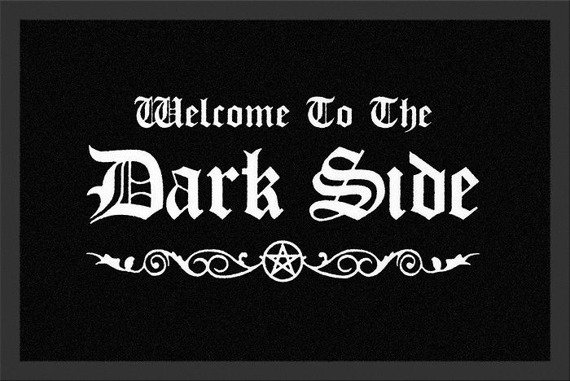 wycieraczka WELCOME DARK SIDE