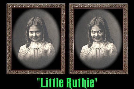 zdjęcie 3D HAUNTED MEMORIES - LITTLE RUTHIE (HUME810LR)