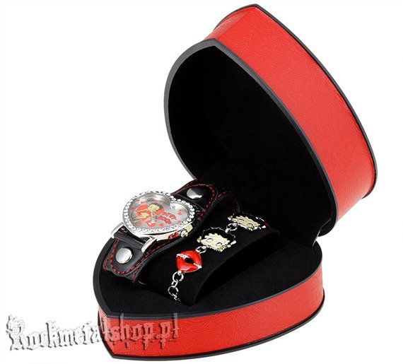 zegarek BETTY BOOP