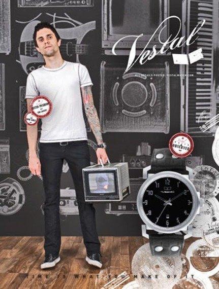 zegarek OBSERVER - Sabbath Edition, firma VESTAL (OBR001)