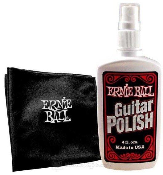 zestaw do czyszczenia gitary ERNIE BALL EB4222