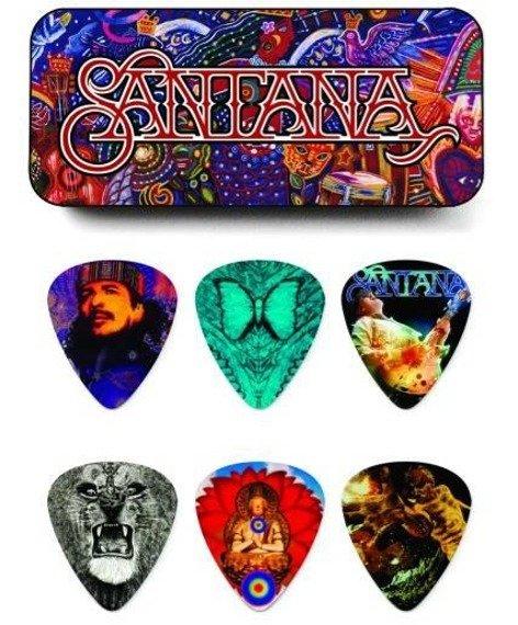 zestaw kostek CARLOS SANTANA / HEAVY (SANPT02H)