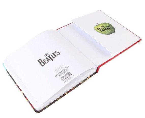 zeszyt THE BEATLES - SGT PEPPER