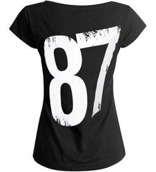 bluzka damska PIDŻAMA PORNO - 87 black