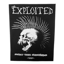 ekran THE EXPLOITED - BEAT THE BASTARDS