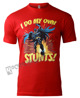 koszulka BATMAN - I DO MY OWN STUNTS